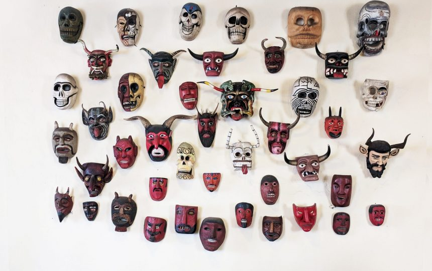 Collection masks