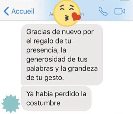 Testimonial ES