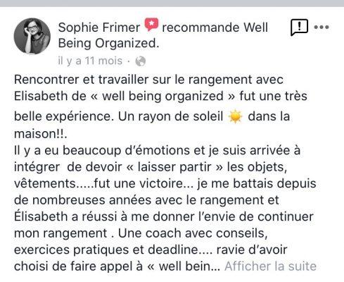 Testimonial FB FR