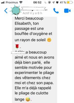 Testimonial FR